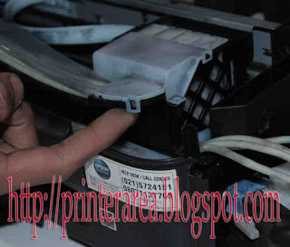 Cara ganti Head Epson L110,L120,L210,L350,L355,L800,L1800