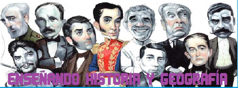 DEPARTAMENTO DE HISTORIA Y GEOGRAFIA