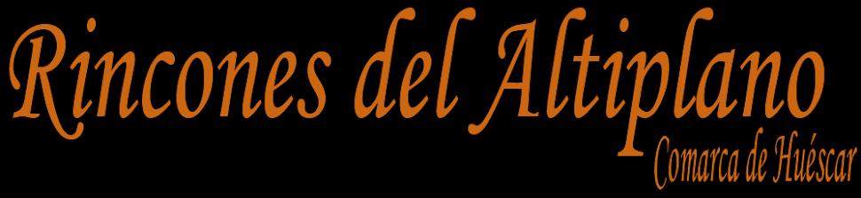 Rincones del altiplano