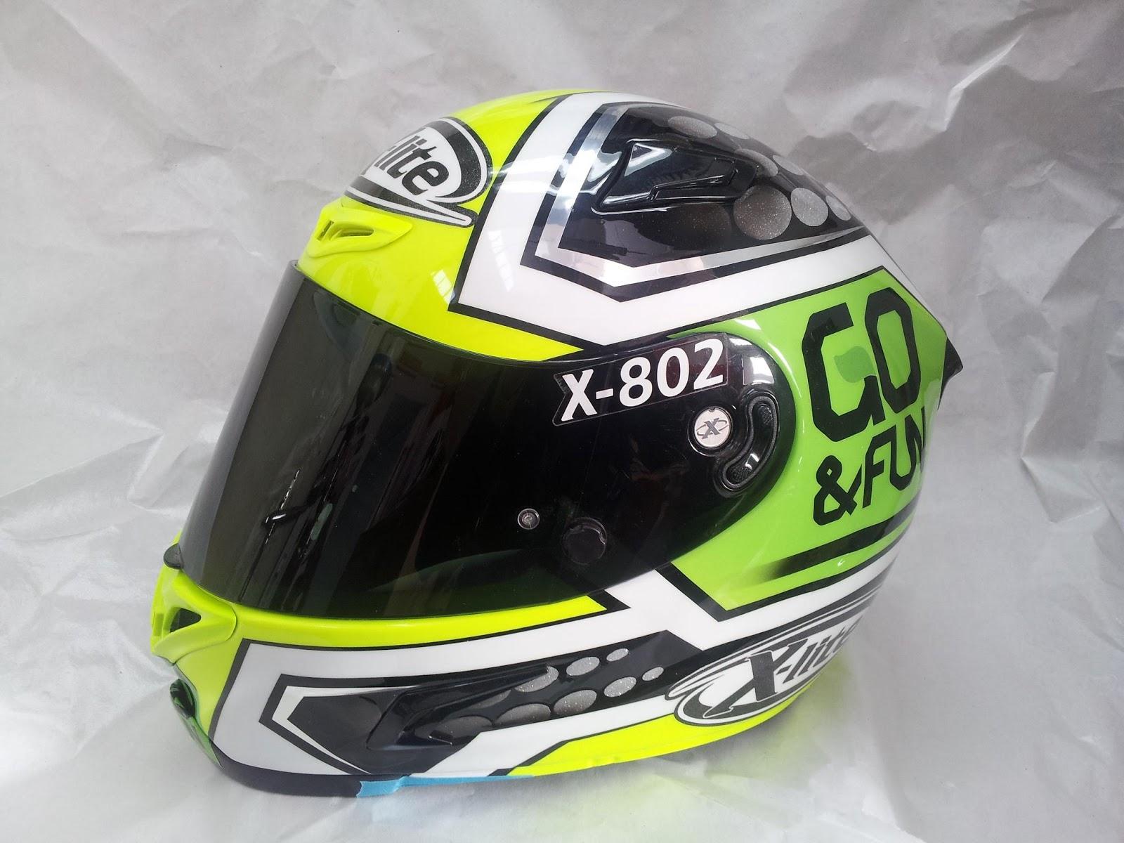 racing helmets garage x lite x 802r l baldassarri 2013 by. Black Bedroom Furniture Sets. Home Design Ideas