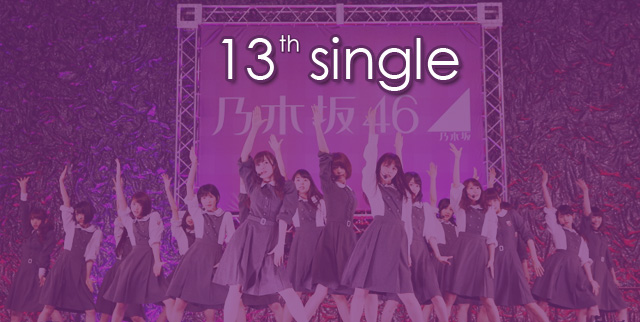 [Resim: nogizaka46-13th-single.jpg]
