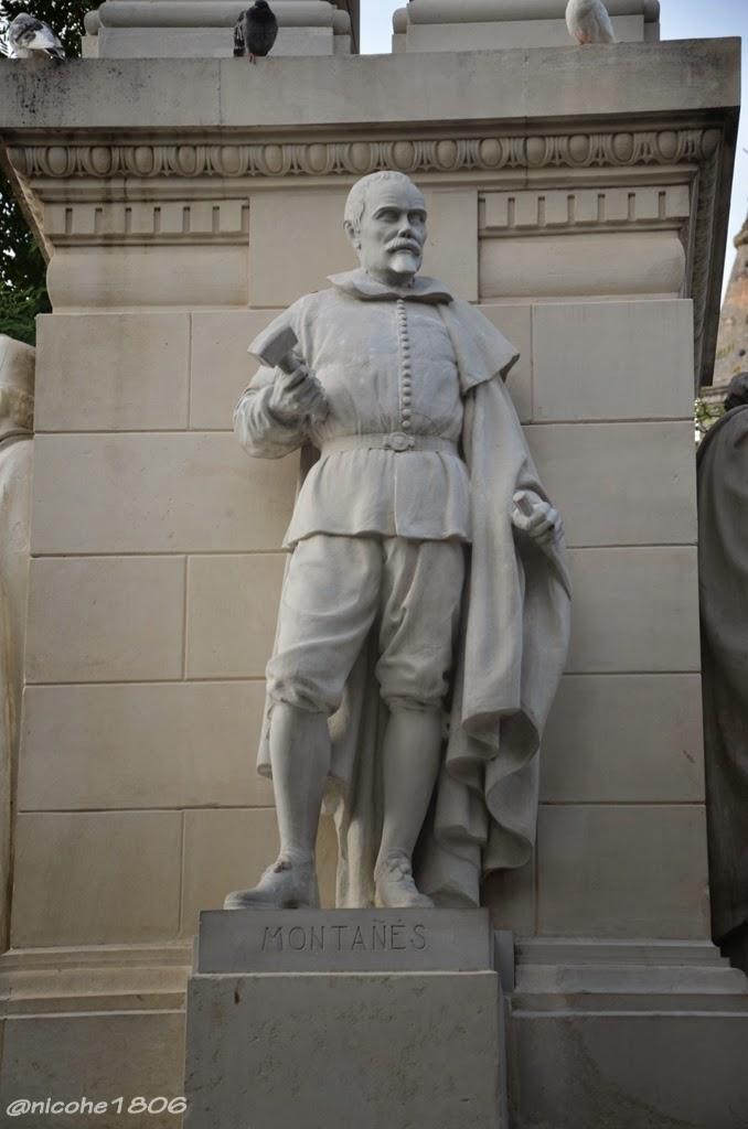 Monumento Inmaculada - Sevilla