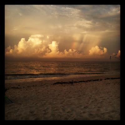 Storm Johnson Beach July 2012