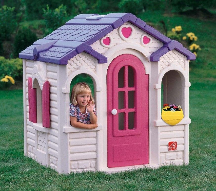Alquiler de juegos infantiles all toys for Casitas de jardin de plastico