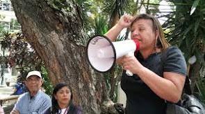 MIÉCOLES 22.01.2020  // ZULEIKA MATAMOROS, maestra, dirigente vecinal del 23 de Enero (Caracas)