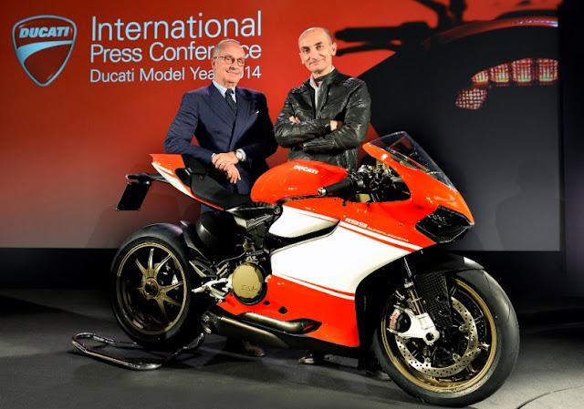 Ducati akan memamerkan sembilan model terbarunya di EICMA 2015 tahun ini !