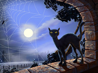 Imagenes de Gatos para Halloween