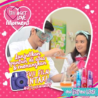 Info Kuis - Kuis IZZI #GetLoveMoment Rhyme Berhadiah Camera Fuji Film Instax