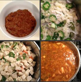 Savory, Sweet + Spicy: Tofu Rogan Josh Curry