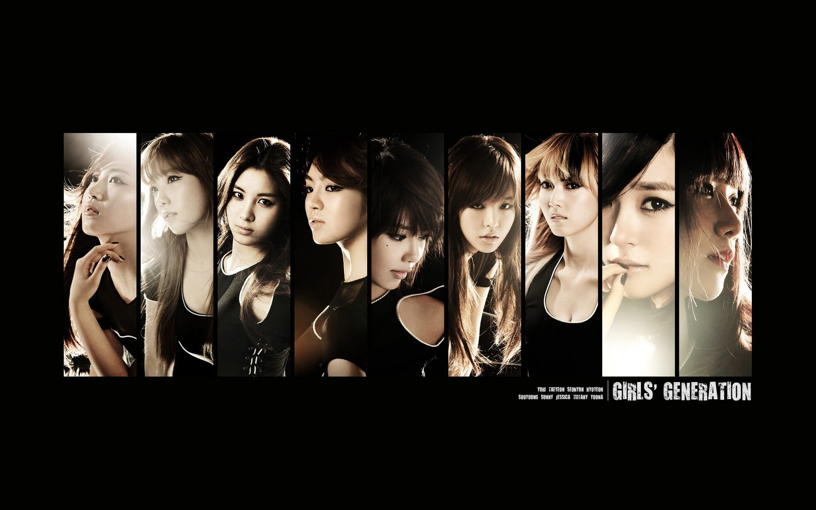 Girls generation hd wallpapers snsd girls generation hd wallpapers