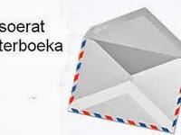 SURAT TERBUKA DIREKTUR JENDERAL PAJAK