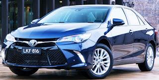 2016 Toyota Camry Atara Review Canada Specs