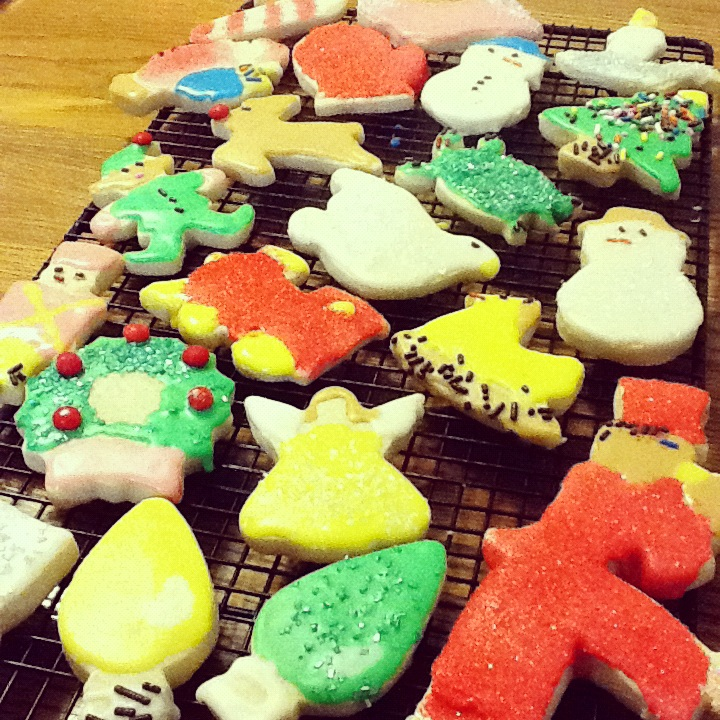 The Party Hostess World S Best Vanilla Cut Out Cookie Recipe