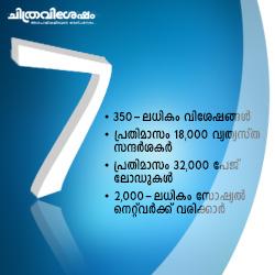 Chithravishesham 7th Anniversary