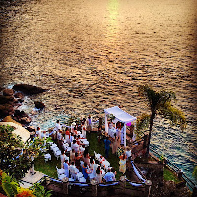 Puerto Vallarta beach wedding