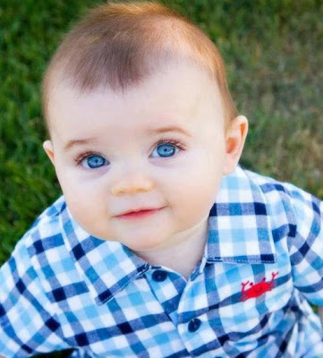 cute baby boy kid smiling picture