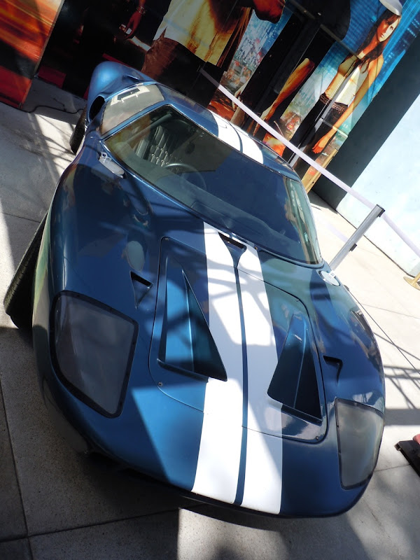 Fast Five Ford GT40 movie car