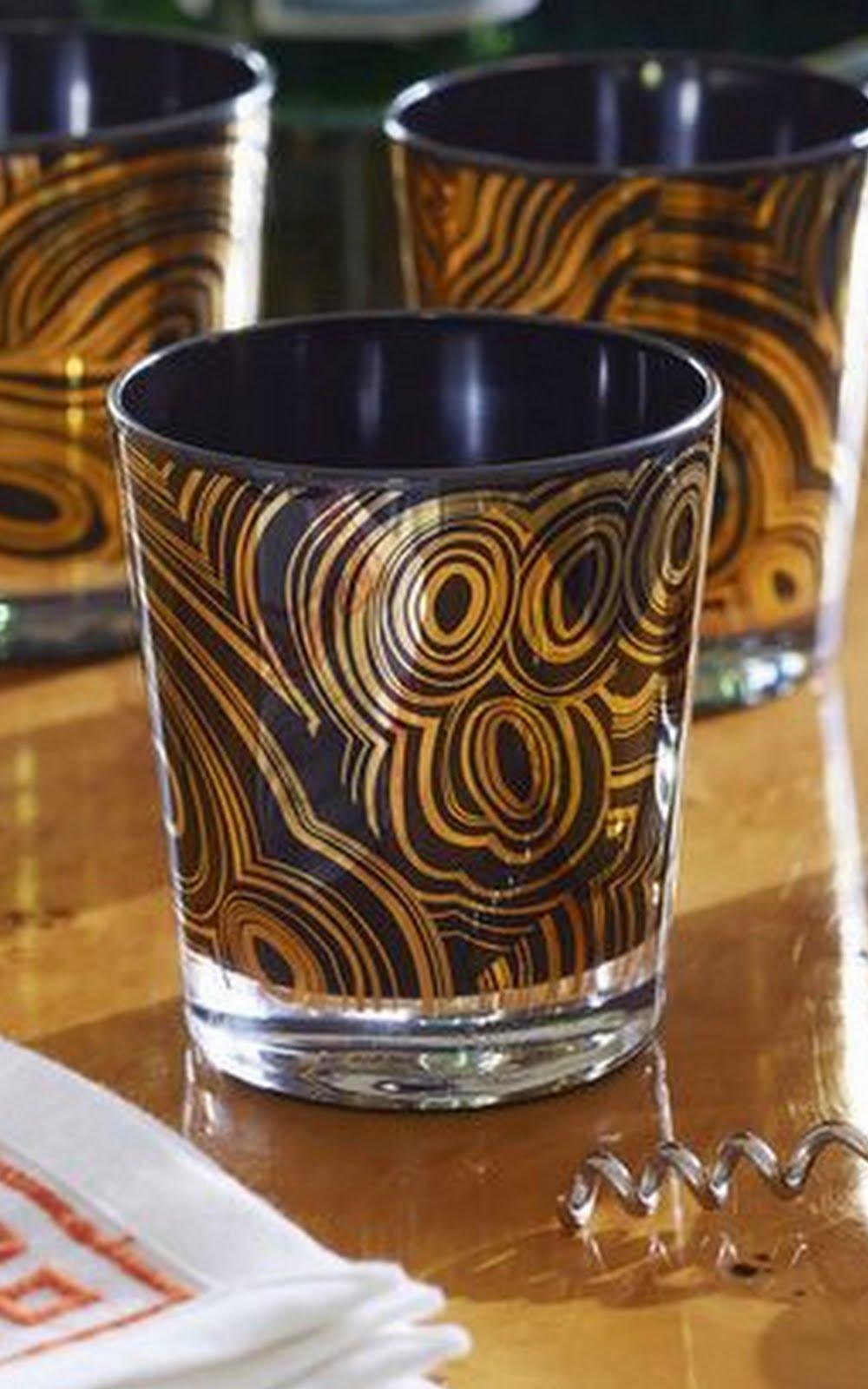 -------Vintage Inspired Glassware-----