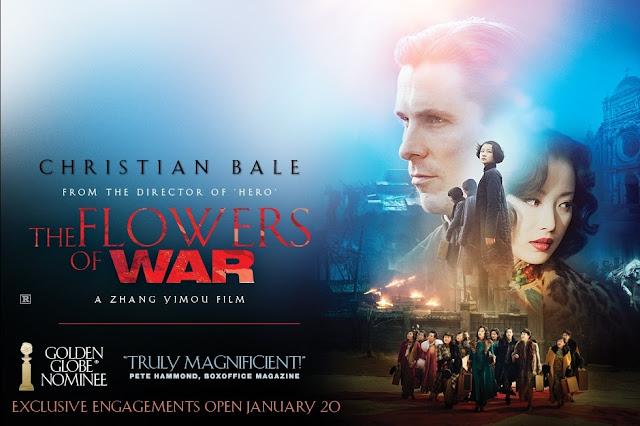 Цветы войны трейлер