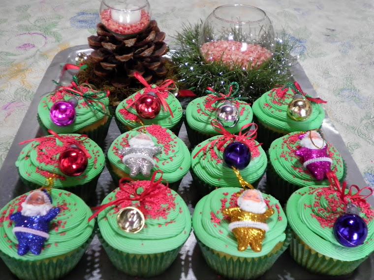 Maffins navideños