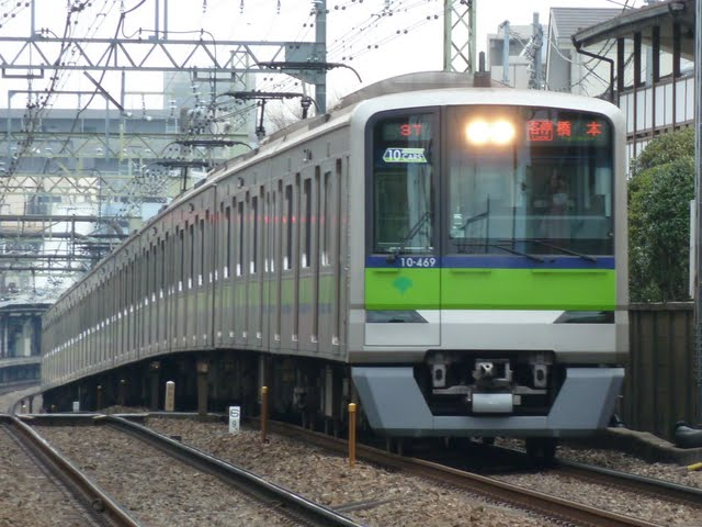 京王電鉄 各停 橋本行き8 都営10-300形