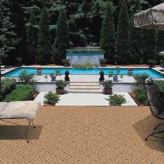 outdoor carpeting luxury