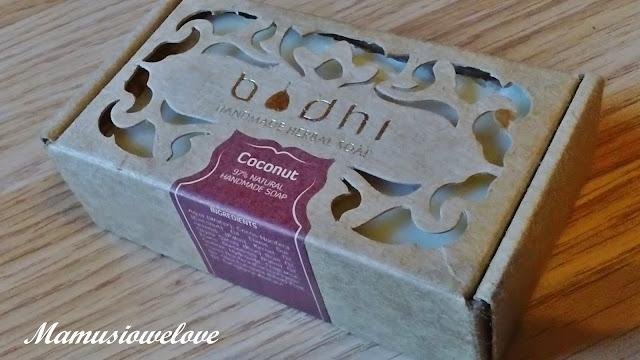 Naturalne mydło Kokosowe - Bodhi SPA cosmetics