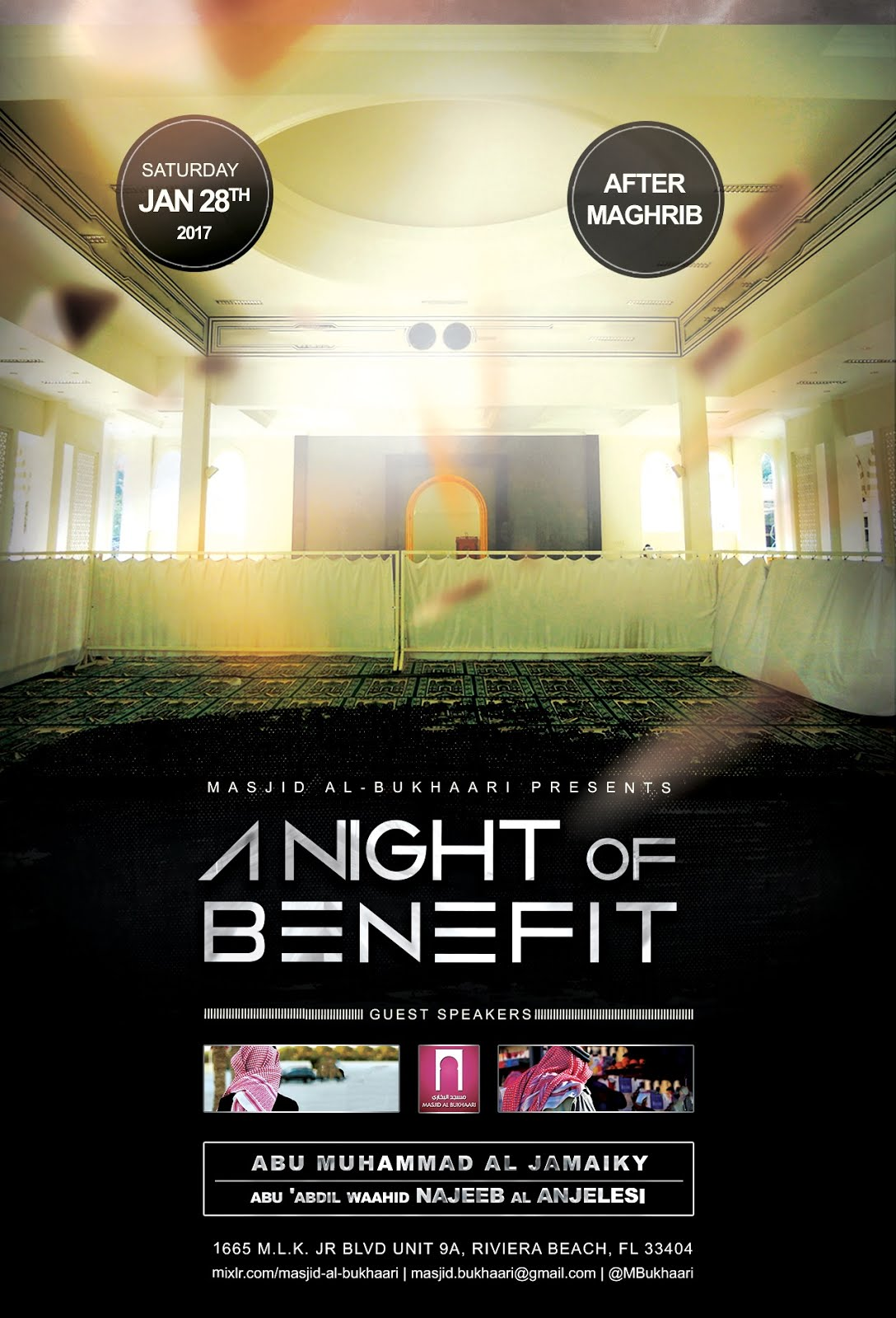 A Night Of Benefit