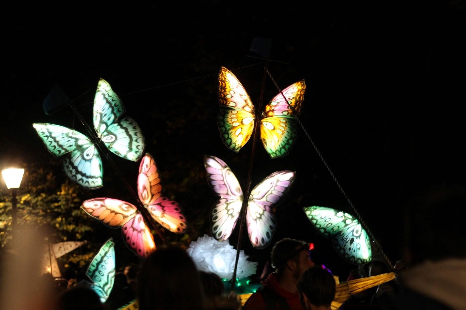 Liverpool Lantern Parade