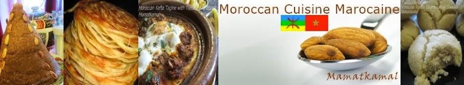 Moroccan Cuisine Marocaine