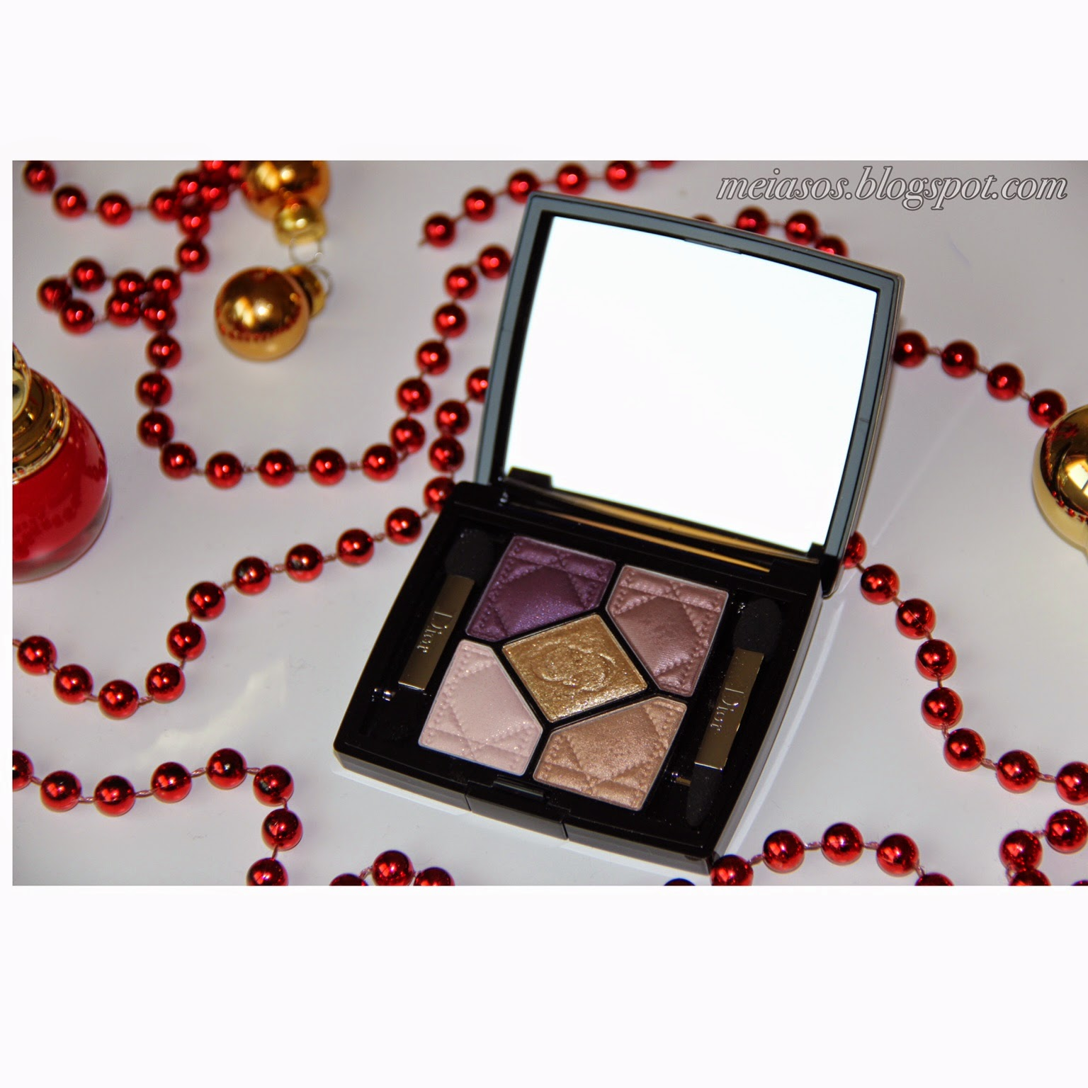 Golden Shock / Dior Christmas 2014 Collection