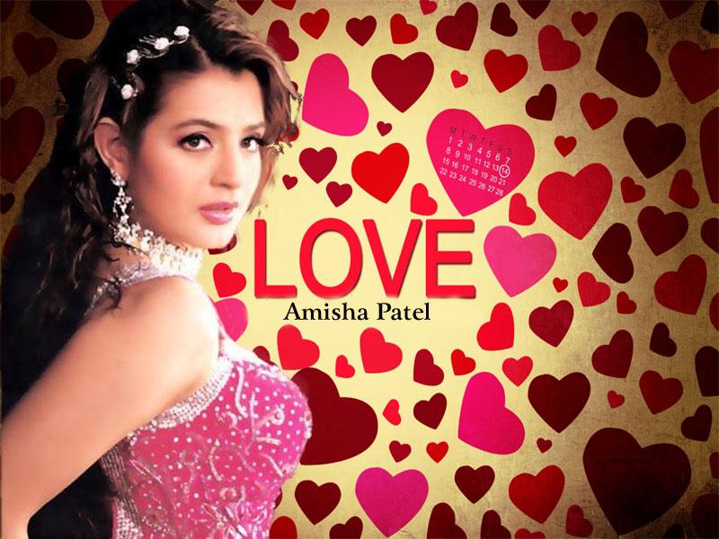 Amisha Patel HD Wallpaper 2012