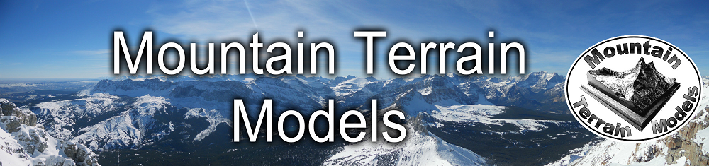 Mountain Terrain Models