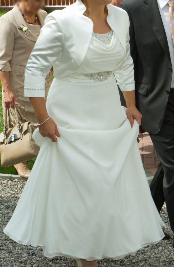 Suknie ślubne Vestido Suknia O Kroju Litery A Z Muślinu