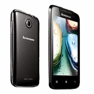 Lenovo A390 Spesifikasi, Android Dual Core Murah