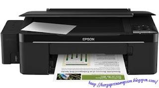 Masalah Printer Epson L200
