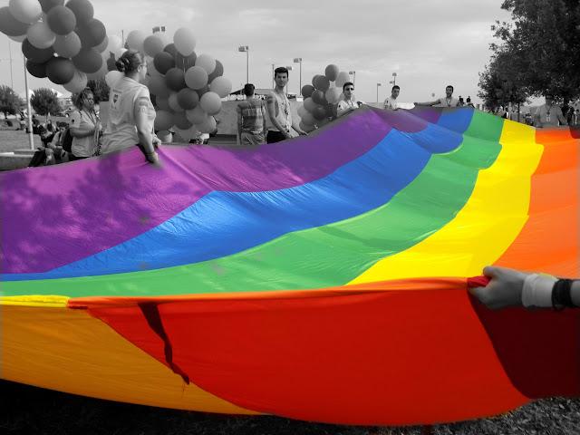 Día del Orgullo Gay en Sevilla 2015