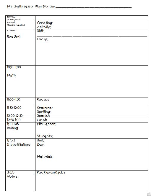 essay editing lesson plan