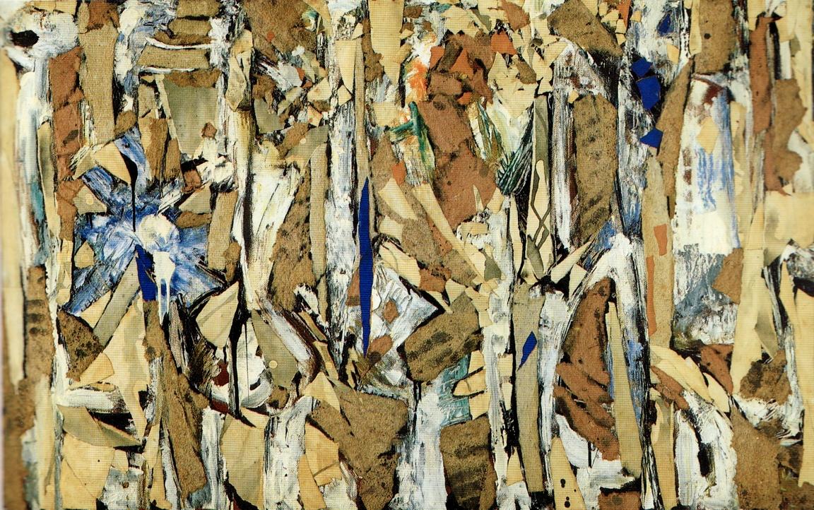 More paintings by lee krasner ineedartandcoffee for Lee s painting