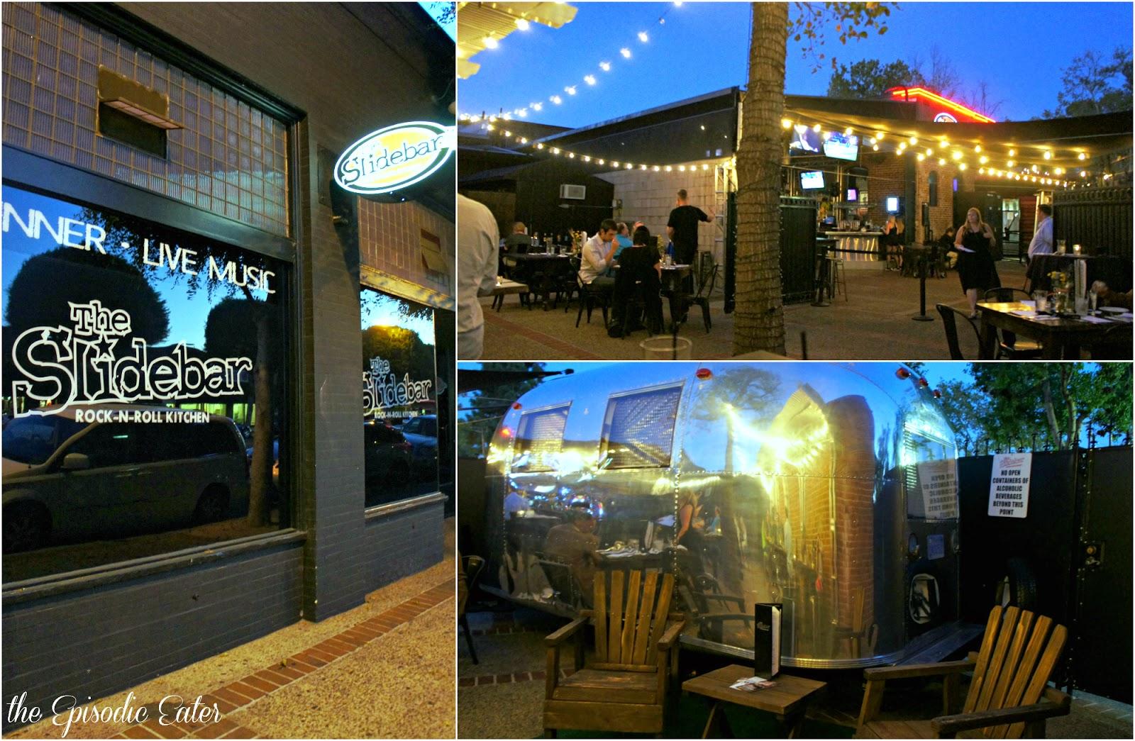 The Slidebar Rock-N-Roll Kitchen (Fullerton, CA) on The Episodic Eater