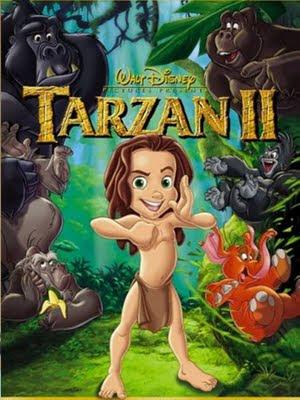 Tarzan 2 – DVDRIP LATINO