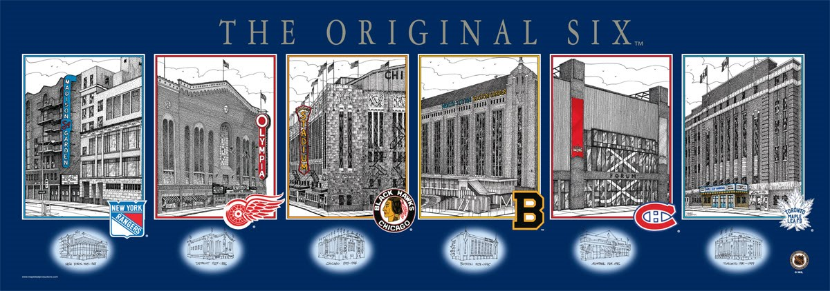 nhl original six