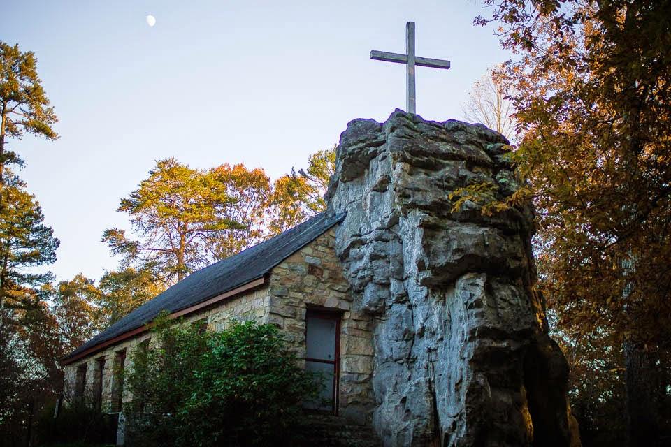 Sallie Howard Memorial Chapel Mentone AL
