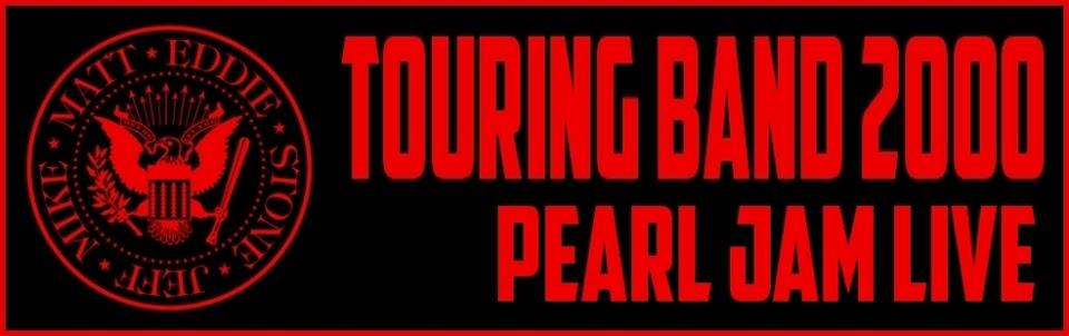 TOURING BAND 2000
