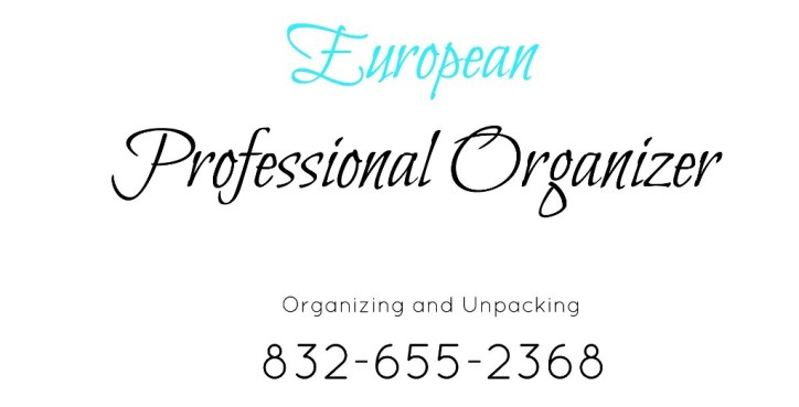 Best Professional Organizer Houston | Personal Organizer Houston