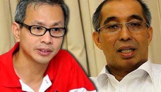 Debat 1MDB di RTM dibatalkan – Salleh Keruak