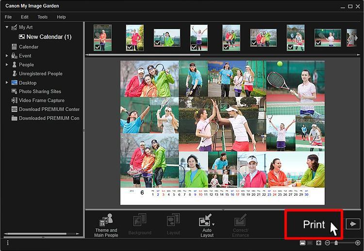 canon e510 printer my image garden software - Canon My Image Garden Download