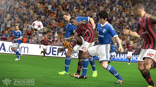 Pro Evolution Soccer 2014 (2013) Full PC Game Mediafire Resumable Download Links
