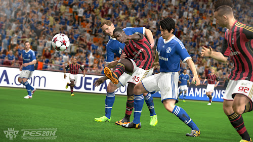 Pro Evolution Soccer 2014 - 2013 Screenshots