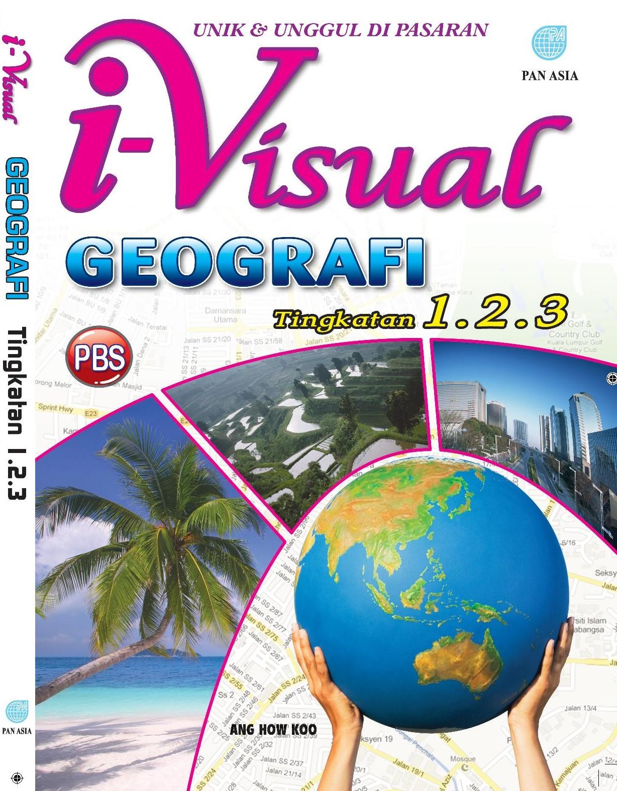 Buku Geografi Mac 2013